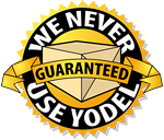 We NEVER Use Yodel - Guaranteed (150x128)